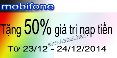 khuyen mai mobifone 23-14/12/2014